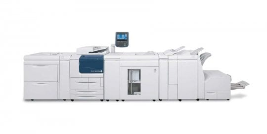 Fuji Xerox D136 - Mono Production