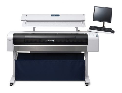 Xerox 7742 High Stand Scanner